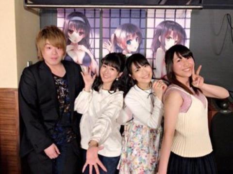 【悲報】人気声優の松岡禎丞さん、とんでもなく太る