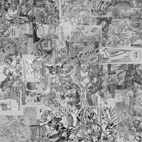 【画像】ジョジョ6部雑誌掲載時の編集部の煽りがキレッキレwww