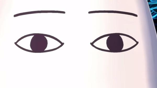 【fate】fgoアーケードのメジェド様(ニクトリス)、スカートの下を覗かれそうになり必死に抵抗するwww