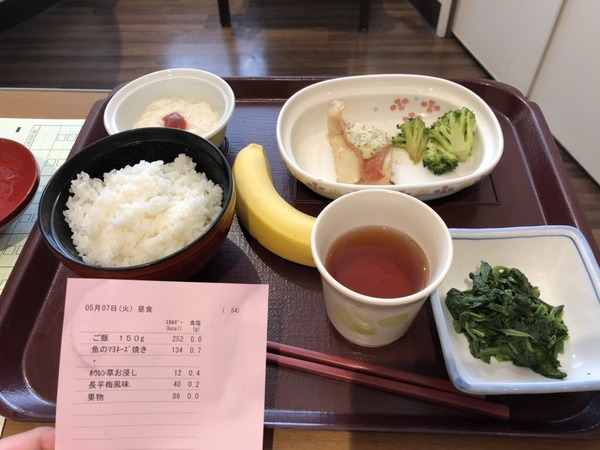 【画像】メイドインアビス作者、入院して健康料理になる