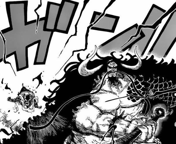 【ワンピース】百獣海賊団ってカイドウ以外のメンツ微妙じゃない?