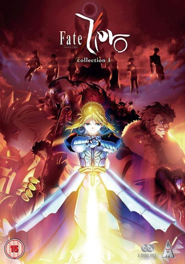 fate/zeroって名作アニメだったよな