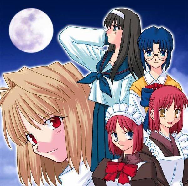 【月姫】令和中には月姫の新作リメイク来てほしいよな