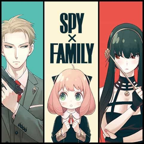 仮面家族を題材にしたジャンプ+の新連載漫画がガチで面白い【スパイファミリー】