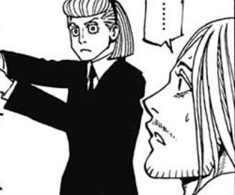 【ハンターハンター】テータちゃんの裏切りにショックを受けるツェリードニヒの表情がシュールwww