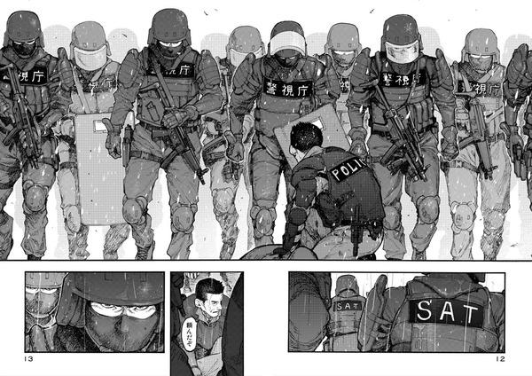 漫画に出てくる軍隊がかませになりやすいのはなぜか