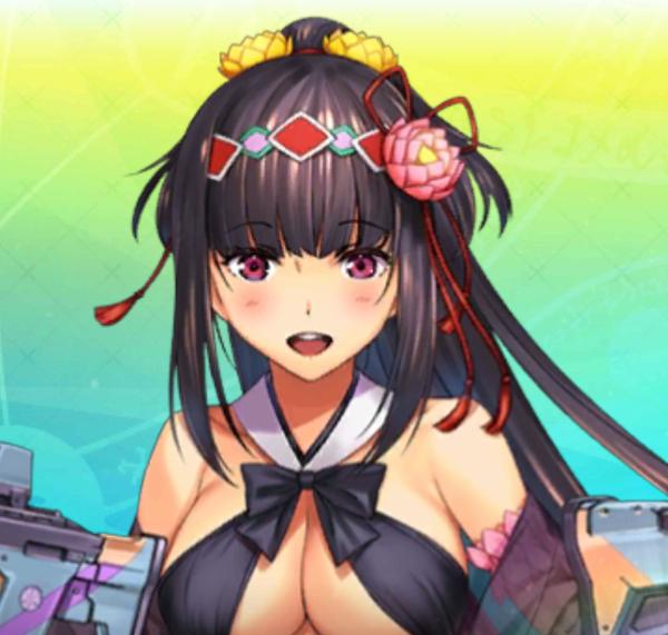 【fate】 fgoの水着おっきー(刑部姫)が可愛すぎる