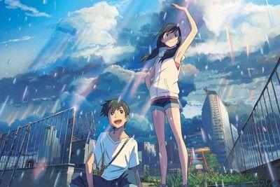 映画『天気の子』公開から1ヶ月で興行収入100億円を突破!凄いな