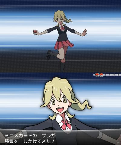 【朗報】ポケモンの女トレーナーさん、可愛すぎる