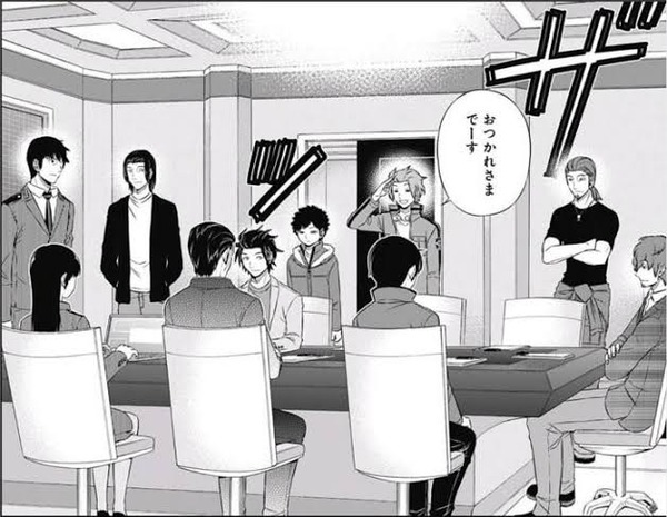 【ワールドトリガー】 太刀川さんってそのうちボーダーの幹部になるのかな?
