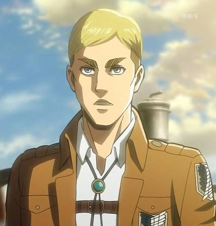 【進撃の巨人】 エルヴィンって有能な上司だけど部下としては働きたくないよな