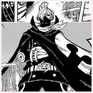 【朗報】ワンピースのサンジさん、ジェルマのレイドスーツ獲得で四皇幹部並の強さに
