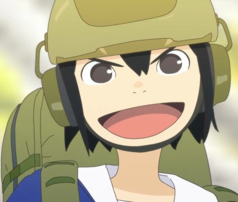 【朗報】漫画『映像研には手を出すな!』、NHKアニメになる キービジュ見るに中々期待できそう