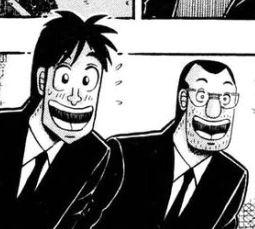 【悲報】アニメ『カイジ』3期、何故か制作されない