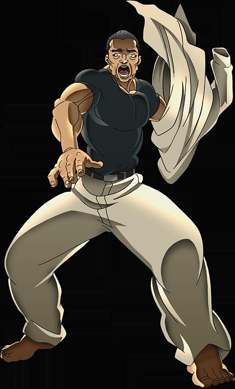 【悲報】刃牙の柳龍光さん、メカフリーザみたいになる