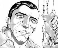 【朗報】柳龍光さん、バキ外伝ゆうえんちで超絶強化される