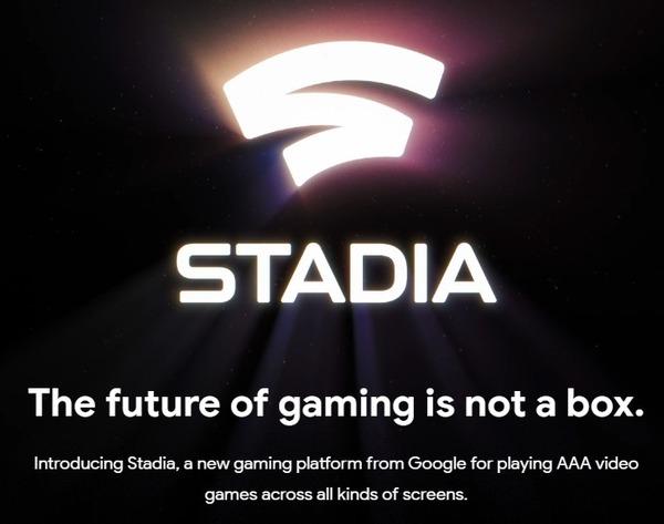 Stadia   A New Gaming Platform   Google Store