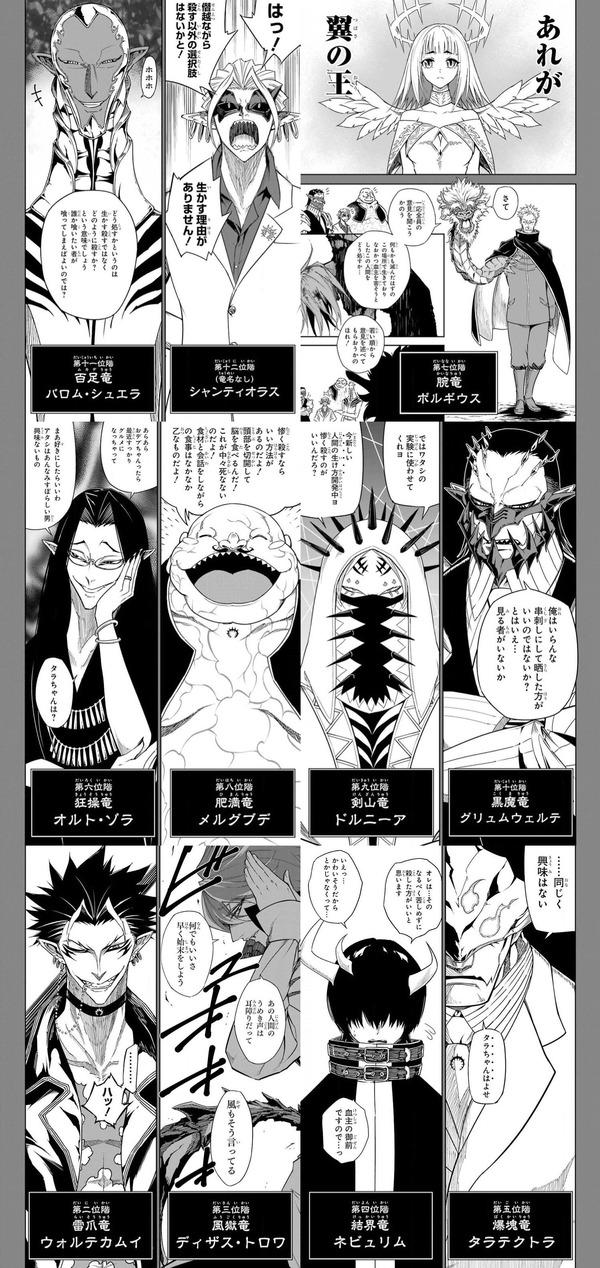 【ラグナクリムゾン】漫画さん、かませっぽい敵幹部を大量に登場させる