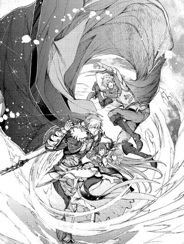 【fate】ガウェインさん、ロビンフッドとエリちゃんを瞬殺する 円卓の騎士強すぎる…