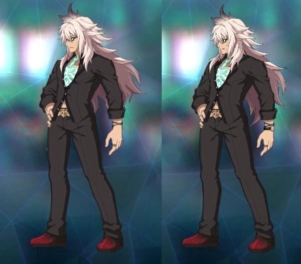 【fate】fgoのすまないさん、立ち絵が微妙に修正される