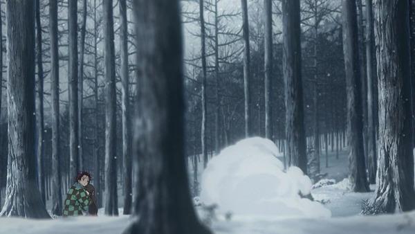 【画像】アニメ鬼滅の刃1話の|彡サッのシーン、原作でもやってたwww