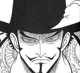 【悲報】鷹の目のミホークさん、世界最強なのにシャンクスやビスタと互角に渡り合ってしまう