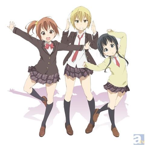 【アニメ】「あいうら」、テレビ東京・ニコニコ動画で4月9日スタート