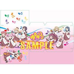 【ゆるゆり】とらのあなキャラソン全巻特典の収納BOXの絵公開!