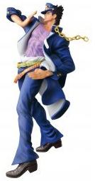 【フィギュア】空条承太郎のジョジョ立ちフィギュアなど、第3部の一番くじ