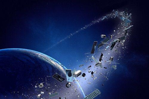 宇宙ゴミに「銛」を撃ち込む実験に成功、映像公開!