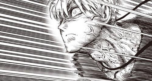『ワンパンマン』145話 容赦なしのアマイマスク!弩S可愛かったけど見納めか…