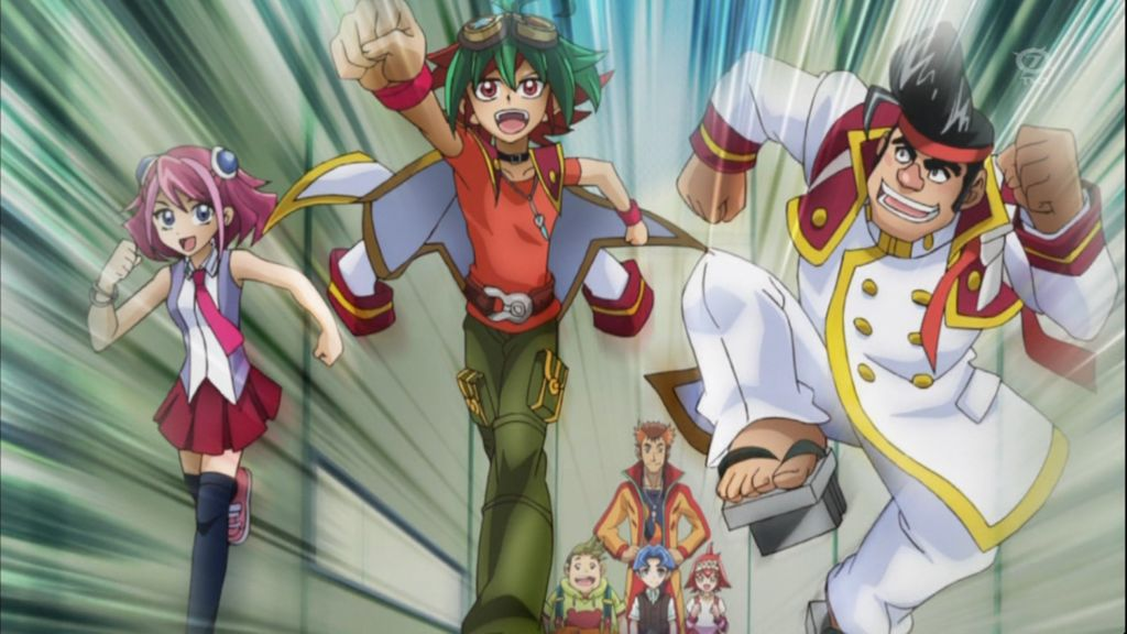 #2 「決闘(デュエル)最強進化系!!その名はアクションデュエル」
