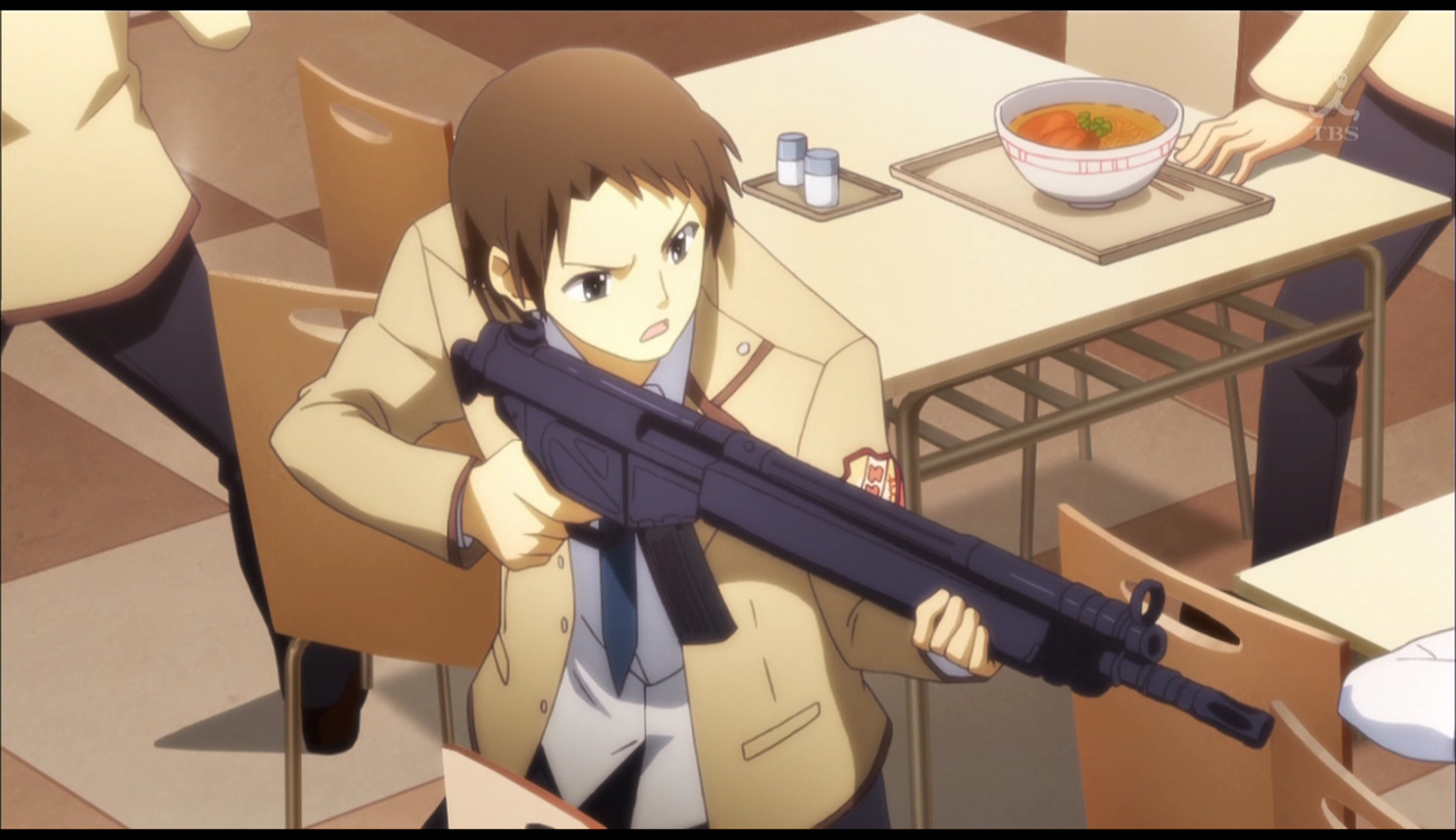 「アメリカ 銃 アニメ」の画像検索結果