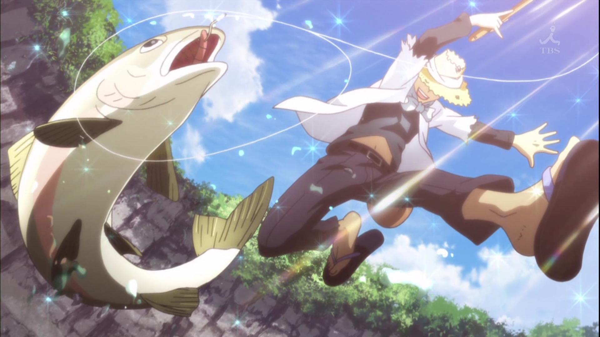 Angel Beats 第7話 Alive 不安を呼び込む美しき風景 アニメ元