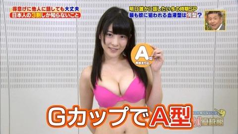 仮面女子「神谷えりな」がTVでGカップおっぱいを披露!お茶の間お父さんフルボッキ不可避www(TVエロキャプ画像あり)