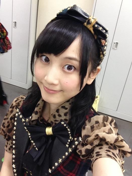松井玲奈SKE48の可愛い自撮り写メ・画像まとめ
