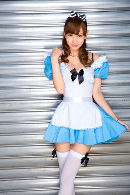 橋本涼がNMB48オーディションに落選しAV女優になって犯されてるエロ画像