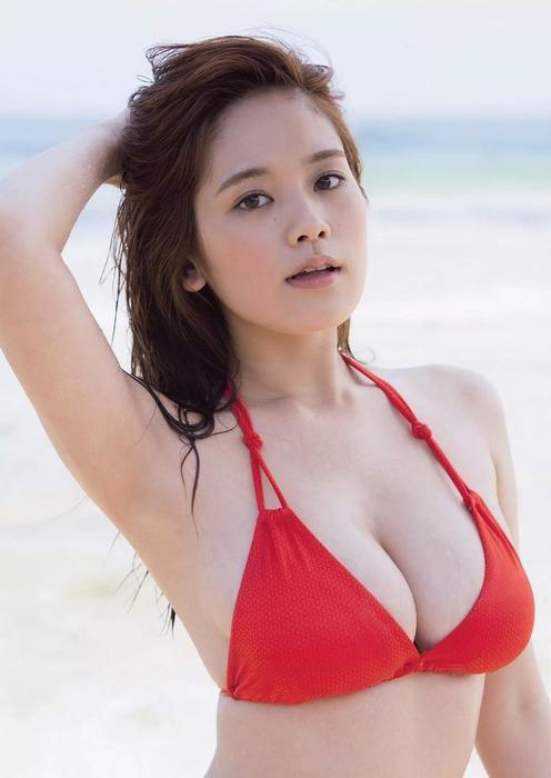 筧美和子の色白おっぱいがすごい!