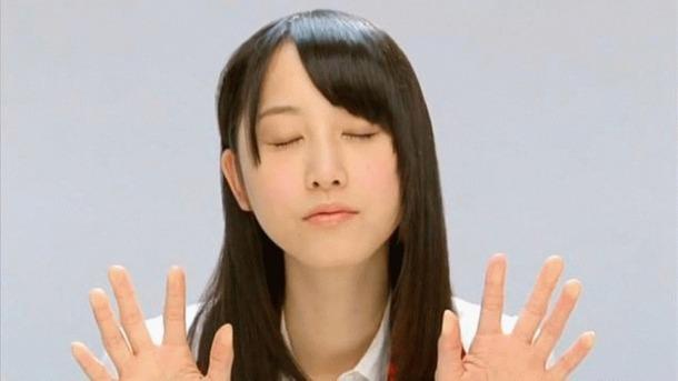松井玲奈 SKE48がキスしてる顔がエロい画像