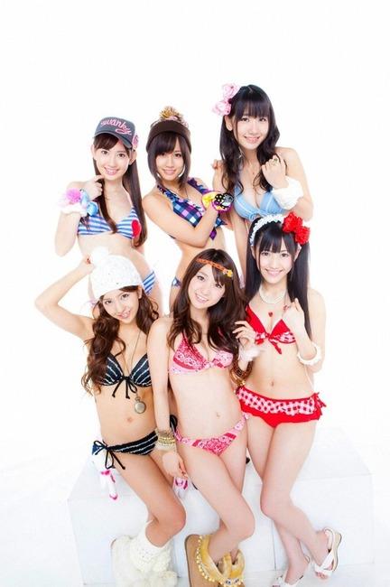 AKB48メンバーのエロい水着画像まとめ