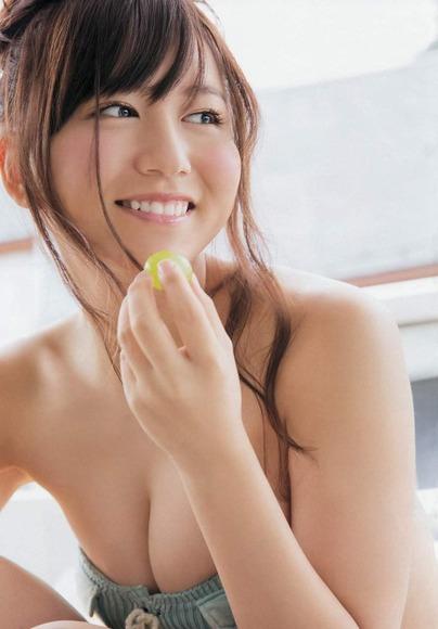 SKE48大場美奈のむっちりボディがエロい画像