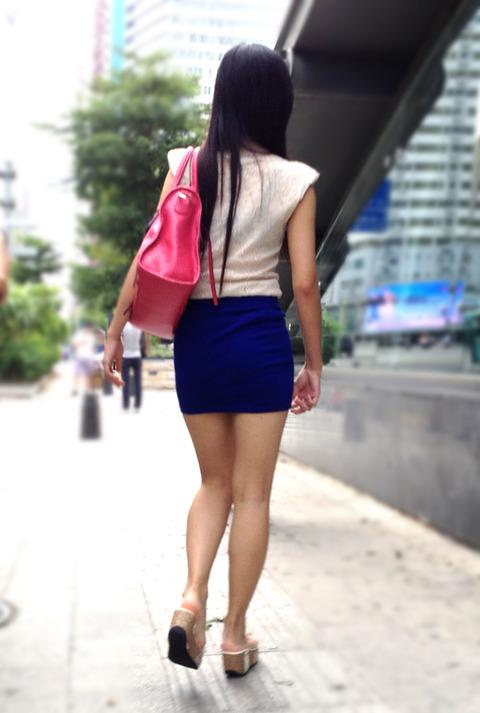 【美脚素人エロ画像】夏に向けてこういう美脚彼女がほしいんだがwwwwww