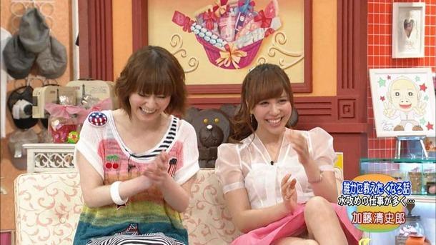 河西智美 元AKB48のパンチラ画像やTVで映った胸チラ画像がエロい