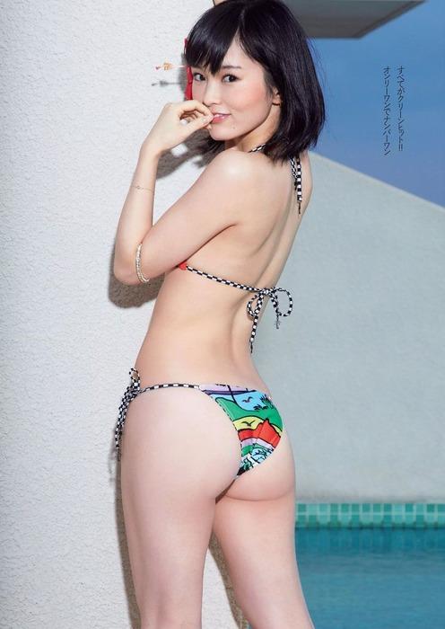 AKB48 山本彩の尻に触れたくなるエロ画像40枚