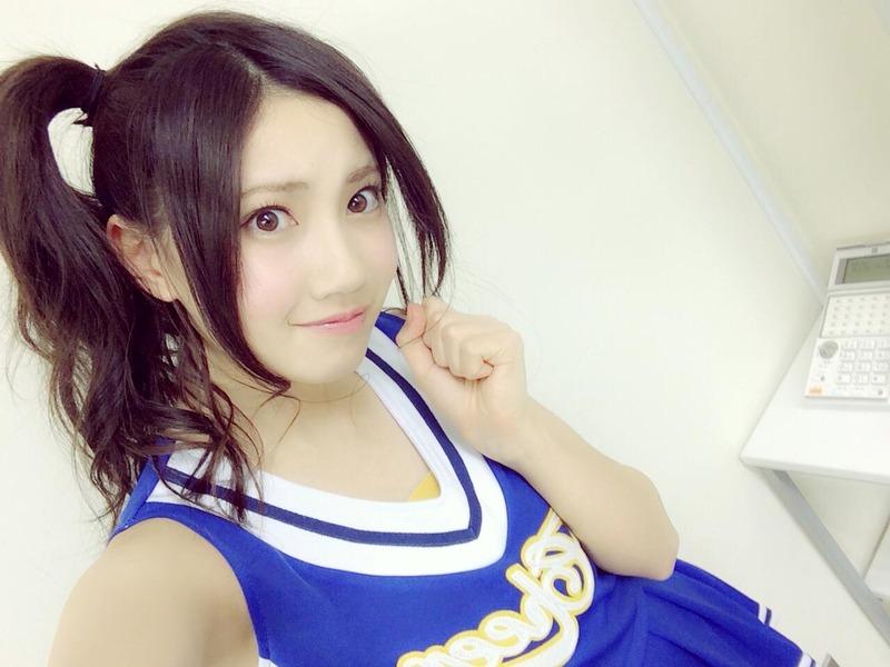 【画像】SKE48で誰が一番かわいいか尋ねると大抵の人が北川綾巴と答えるよな