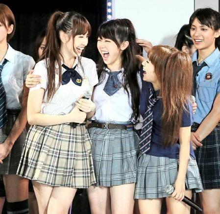 AKB48の三人組の仲良し画像ください 画像50枚