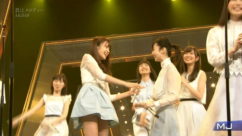 AKB48 宮脇咲良がパンチラしてるエロ画像