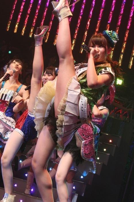 AKB48のパンチラエロ画像まとめ35枚