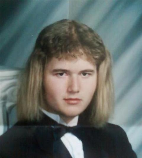 よくわからない髪型67