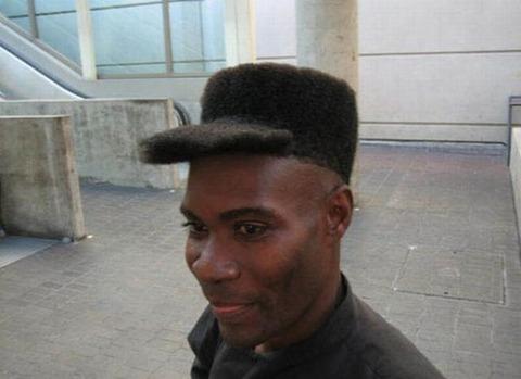 よくわからない髪型72